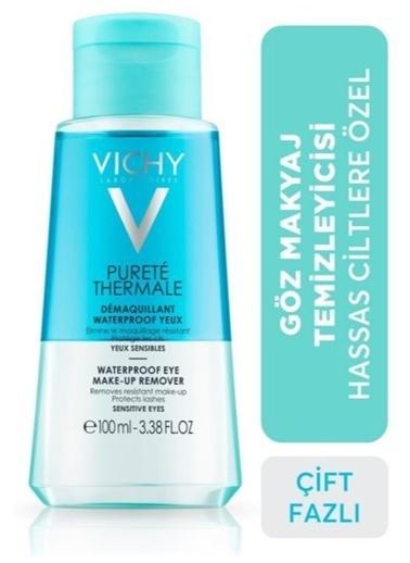 Vichy Vichy Purete Thermale Su GeÇirmez Göz Makyajı Çıkarıcı 100 ml Renksiz